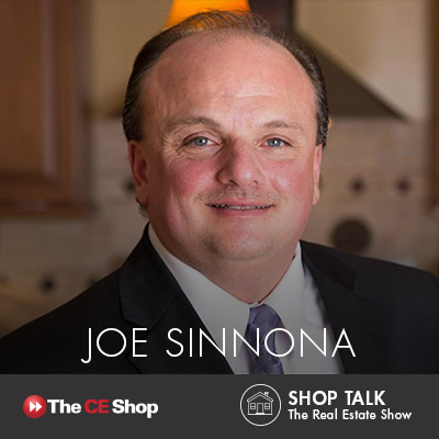Shop Talk Episode 3 - Joe Sinnona