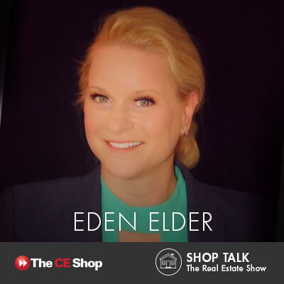 Shop Talk Episode 5 - Eden Elder