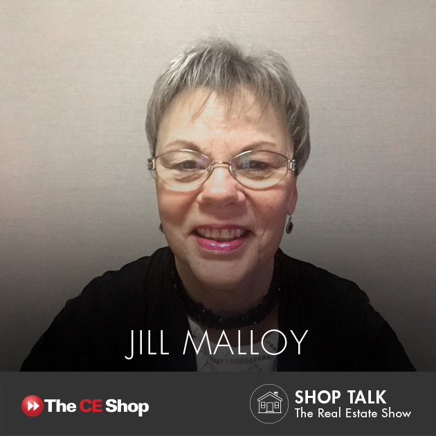 Shop Talk Episode 7 - Jill Malloy