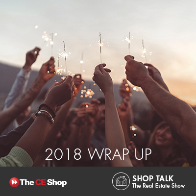 This podcast episode looks back on 2018 and makes predictions for the new year.
