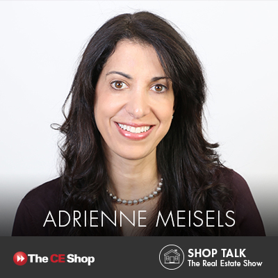Adrienne Meisels became enamored with location technology at AOL, and now she's the founder of myPlanit, an app designed to simplify your real estate life.