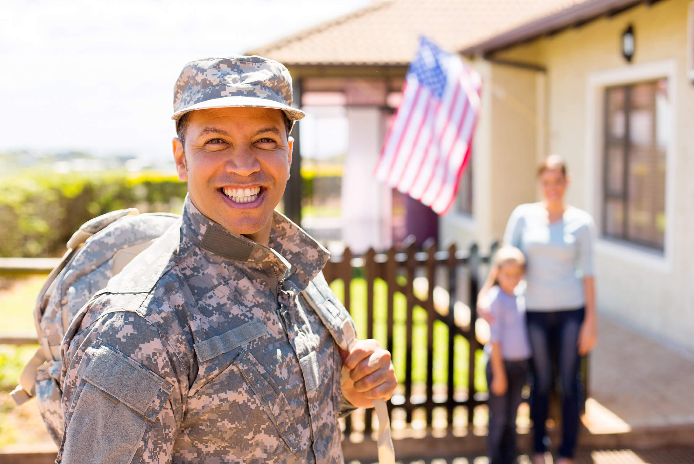 Your military expertise will help you succeed as a real estate agent.