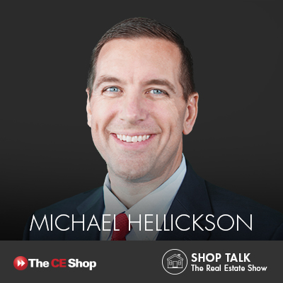 Michael Hellickson coaches real estate agents on how to scale their business.