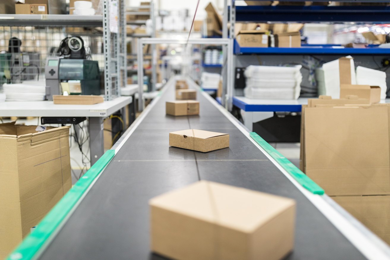 New Amazon Distribution Center Spurs Apartment Developments in Akron