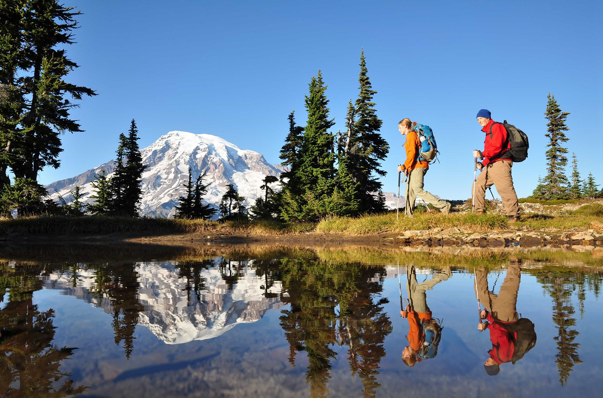 Top 5 Hiking Trails in Washington