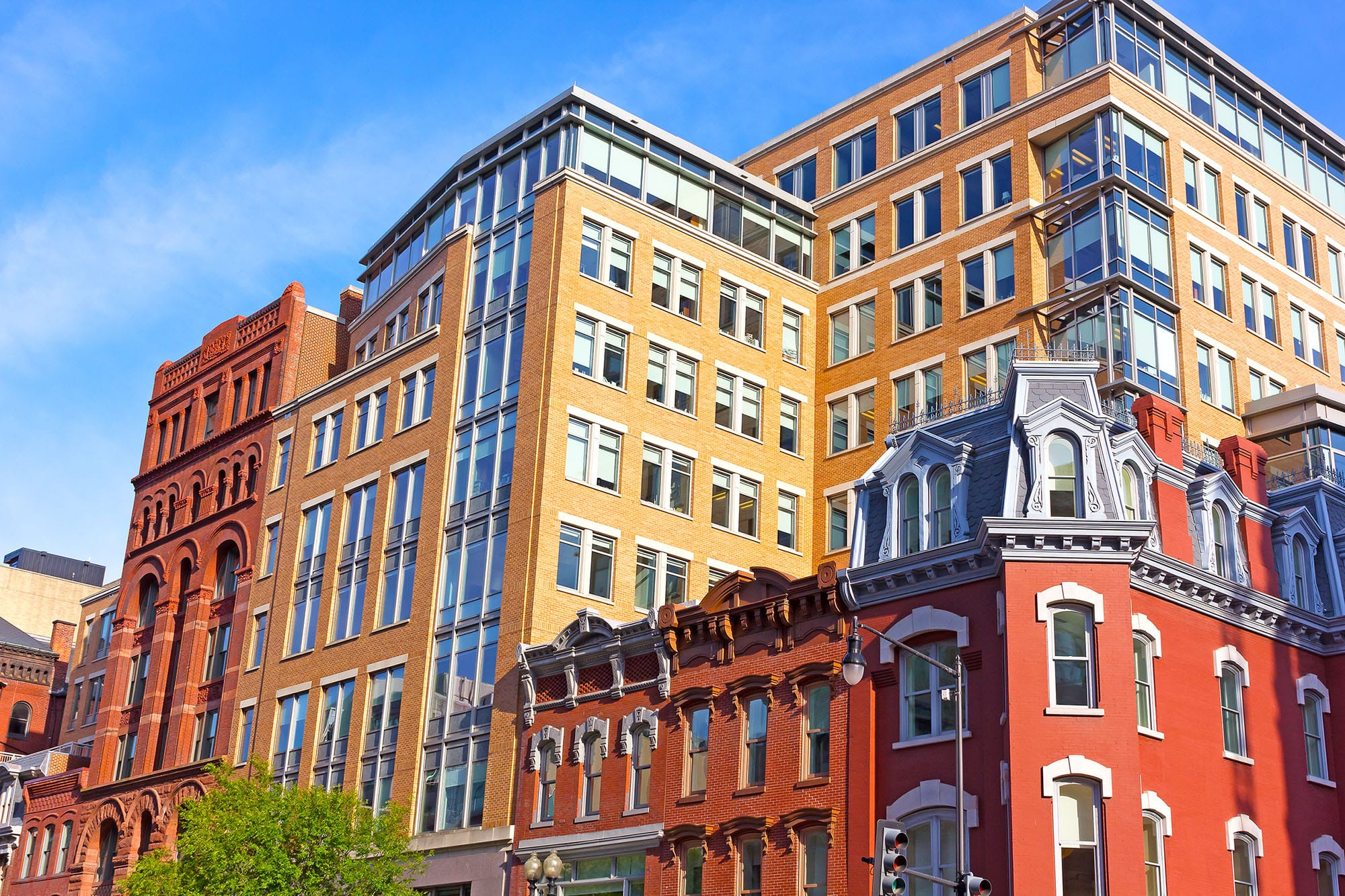 D.C.-Based Companies Are Fueling the Housing Market