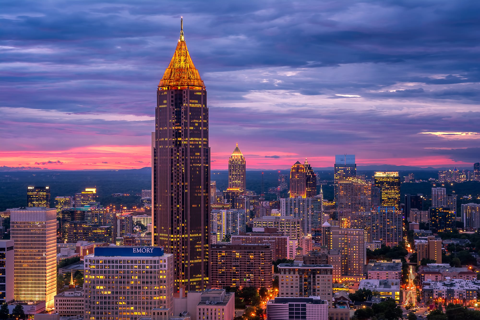 7 Surprising Benefits to Living in Downtown Atlanta