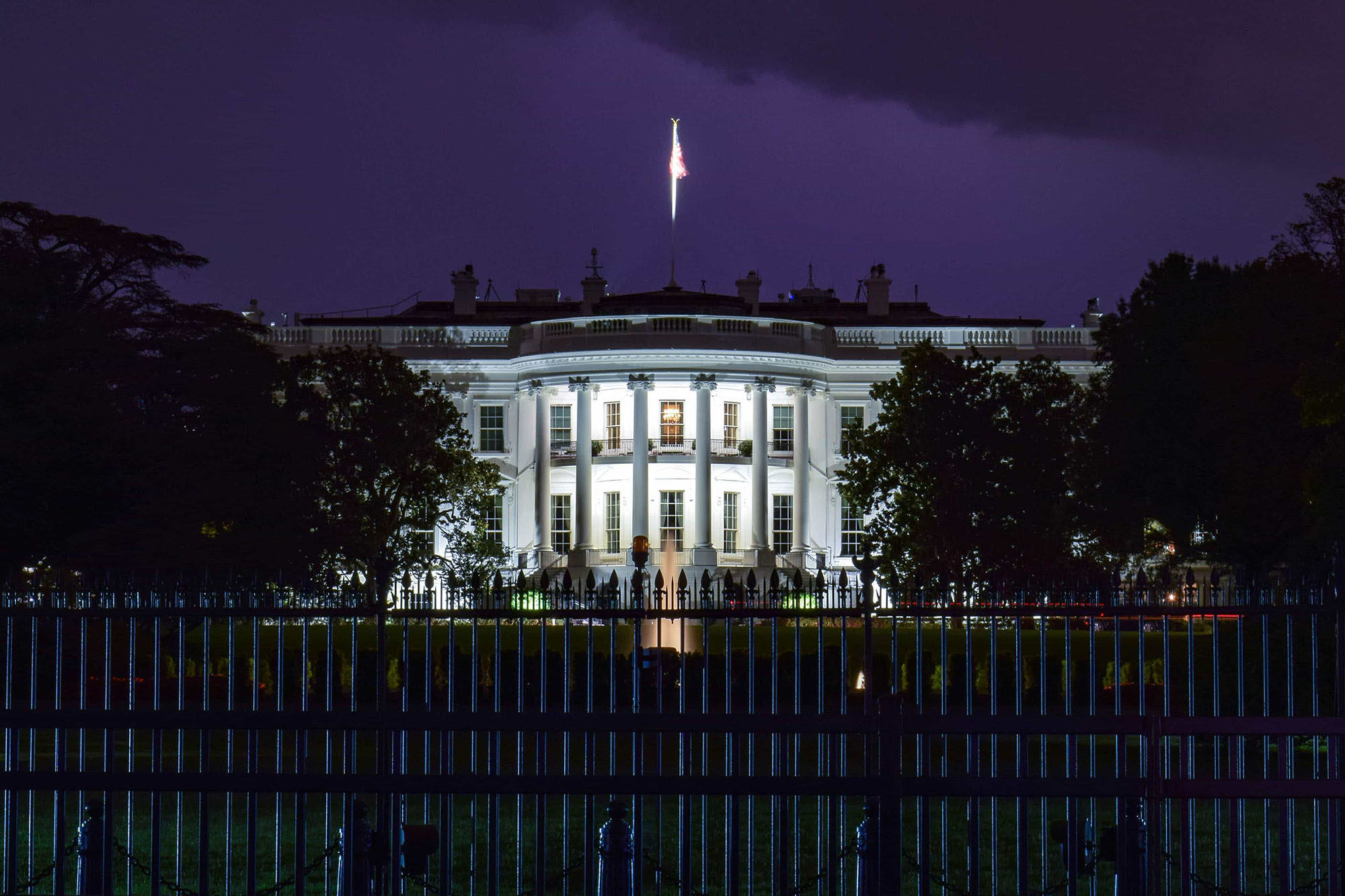 Who Haunts the White House? Historical Figures Lurk in D.C.