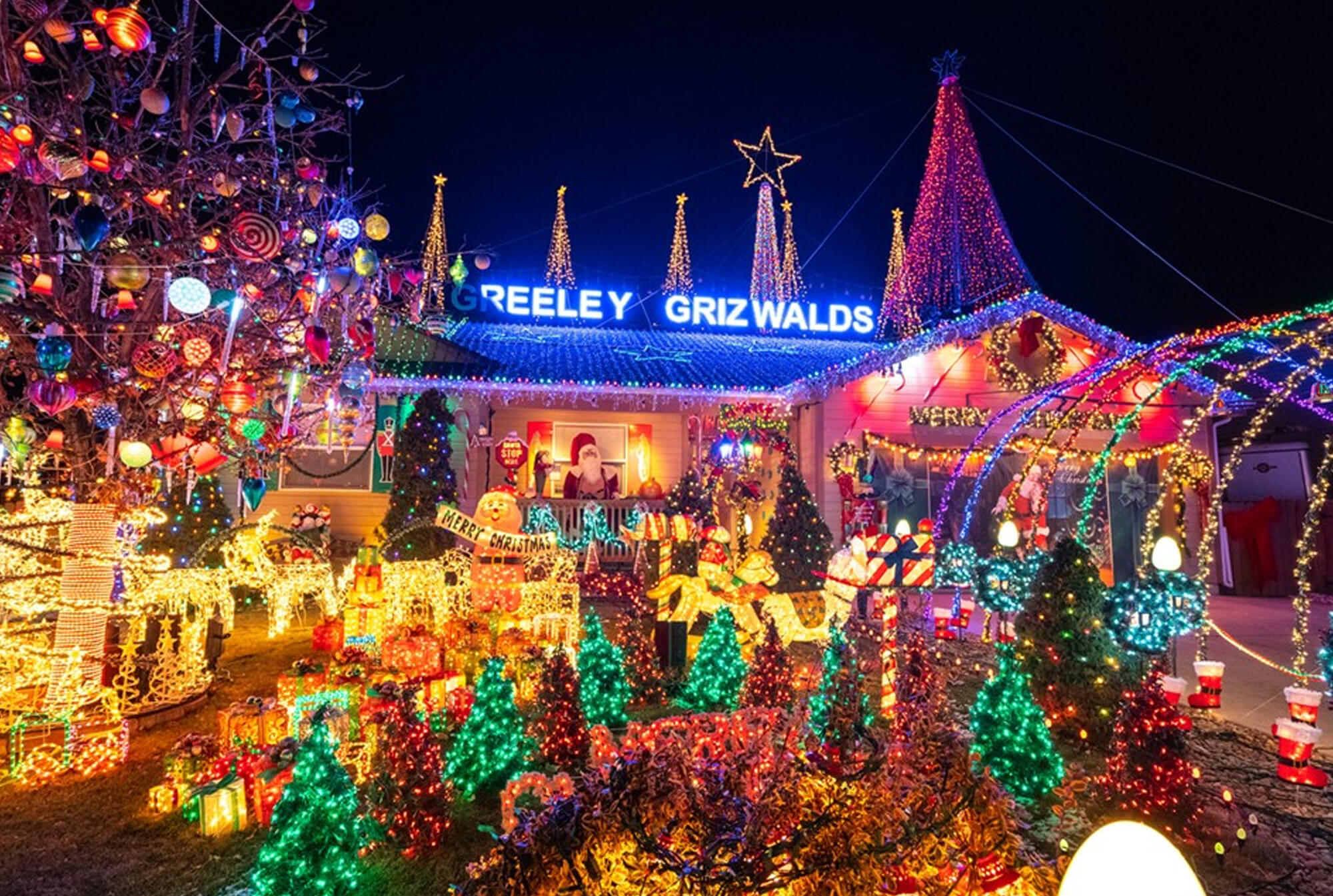 The Greeley Grizwalds Will Get You in the Holiday Spirit