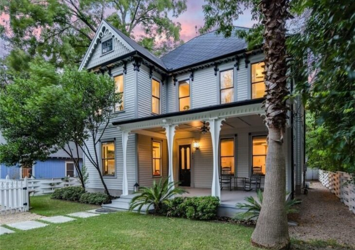 Elijah Wood's Former Austin Home Is a Bouldin Creek Charmer