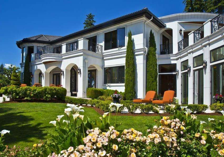 Russell Wilson and Ciara's Bellevue Mansion