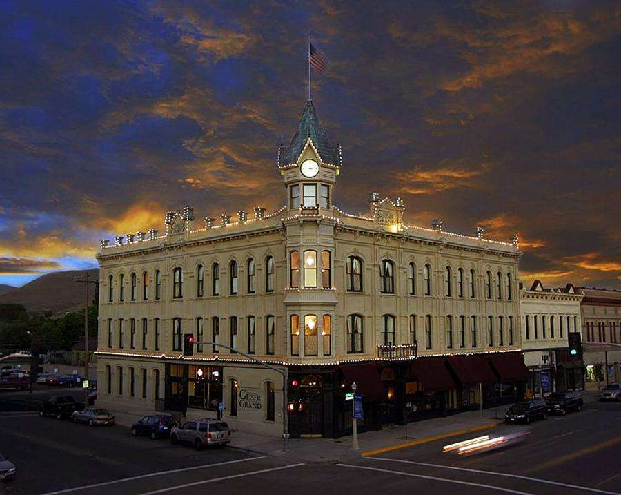 Can You Stay the Night at Baker City's Ghostly Geiser Grand Hotel?
