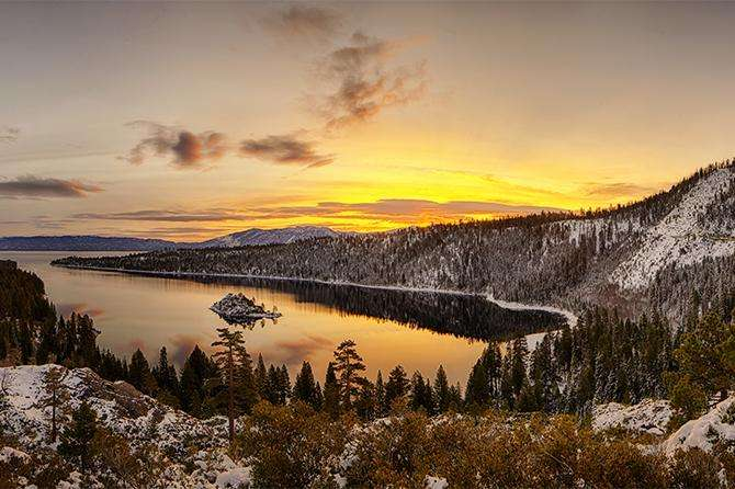 These Beautiful Lake Tahoe Destinations Are Home to Friendly Ghosts