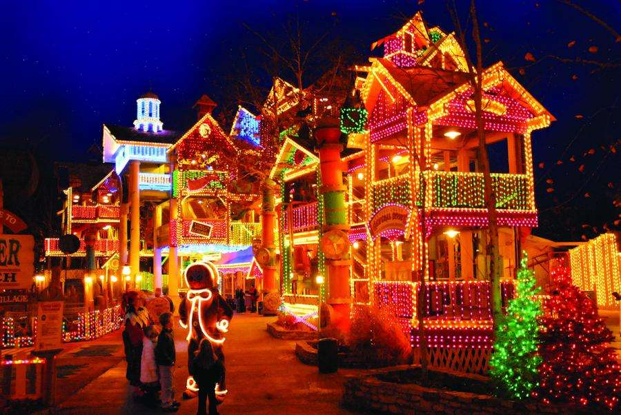 Branson Ranked Among Top Christmas Towns in the Country