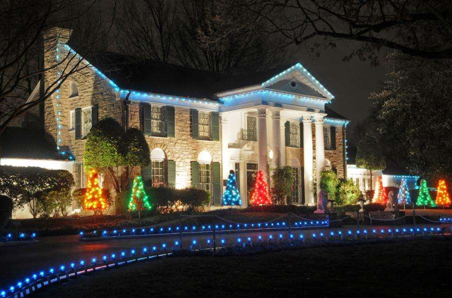 Christmas at Graceland Is Fit for the King